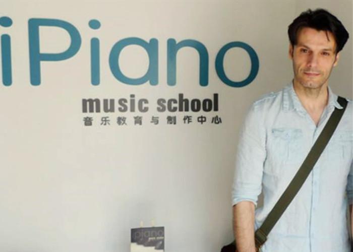 参与ISPIANO钢琴教学软件制作